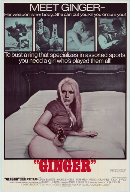 Ginger (1971) Director: Don Schain