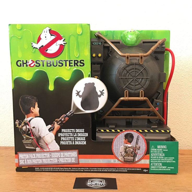 toys r us ghostbusters proton pack