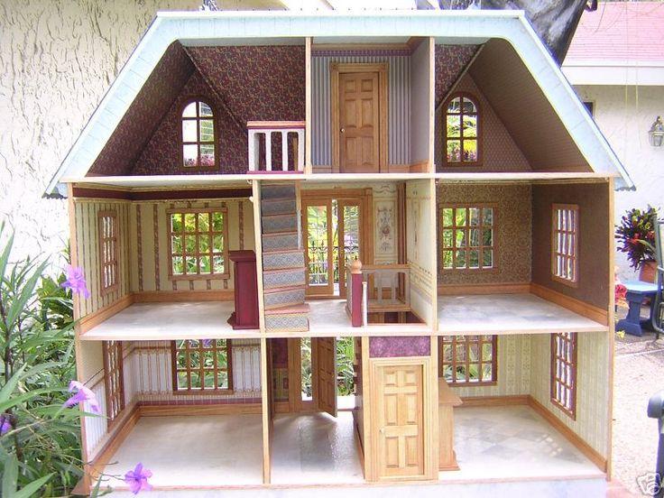 Dollhouses by Robin Carey: The Van Buren❤❤❤
