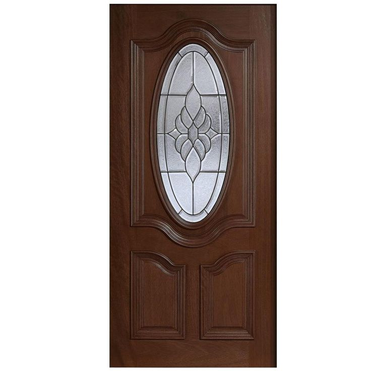 17 best ideas about wood front doors on pinterest entry - Prefinished mahogany interior doors ...