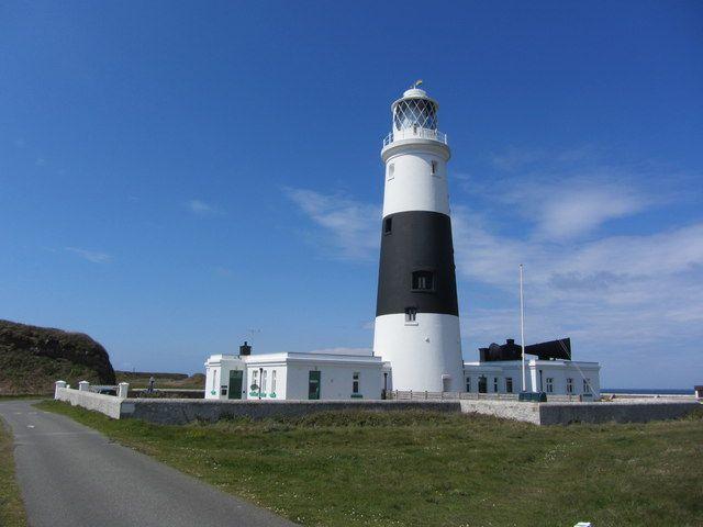 Mannez Lighthouse, Alderney