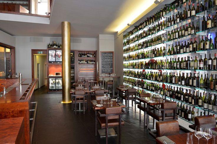 Restaurant Rutz Weinbar in Berlin