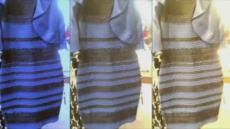 CNN's Kristie Lu Stout takes a look at the science behind the debate that gripped the Internet: what color is this dress?