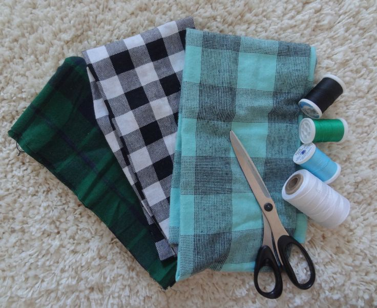 DIY Toddler infinity scarf size for a 2yrs old