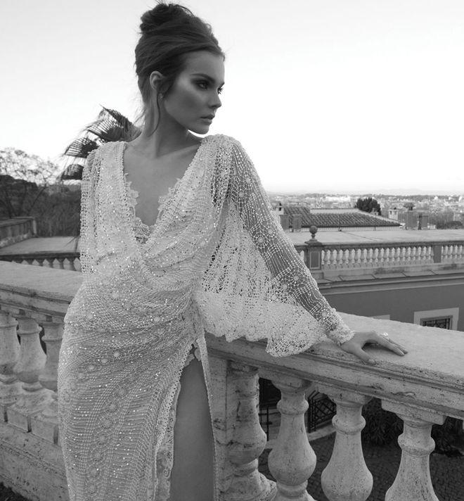 Trendy Inbal Dror My Dress of the Week Belle the Magazine The Wedding