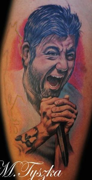 Deftones portrait    THIS IS THE COOLEST THING I HAVE EVER SEEN OHMYGAWD