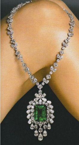 Graff, 39.8 ct emerald