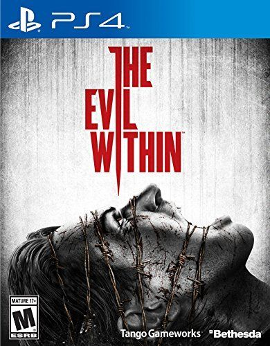 The Evil Within - PlayStation 4 by Bethesda, http://www.amazon.com/dp/B00DHF3BZQ/ref=cm_sw_r_pi_dp_CSP7ub097Q8PF
