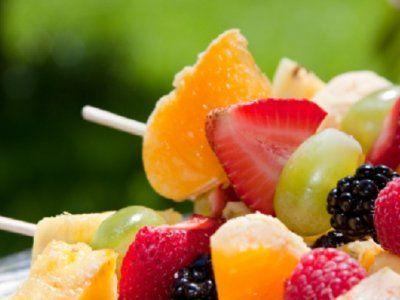 21 best Recetas de brochetas images on Pinterest   Salads ...