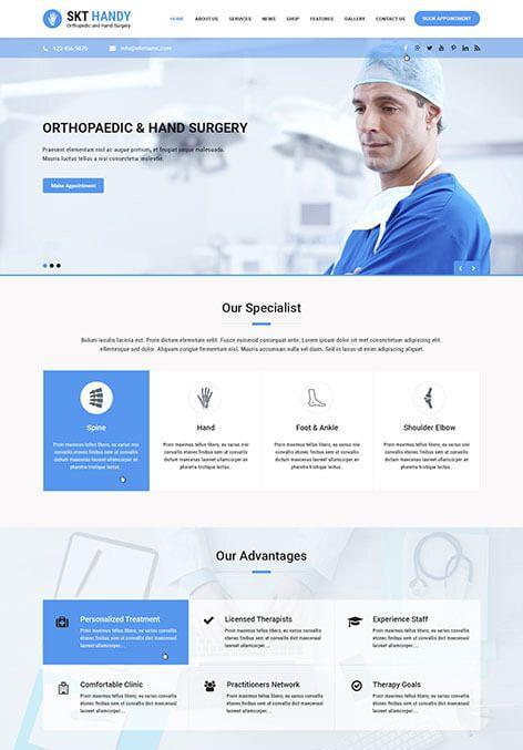 Mejores 7 imágenes de docteur en Pinterest | Diseño web, Diseños de ...