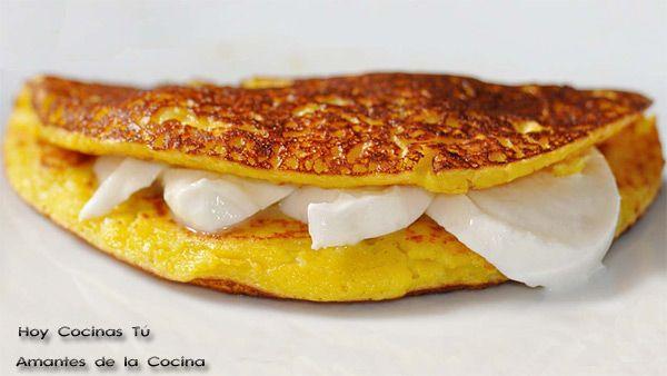 Hoy Cocinas Tú: Cachapa venezolana
