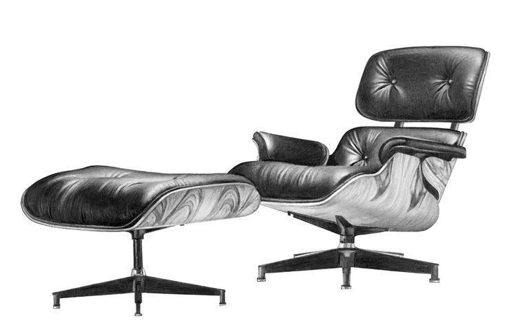 – Eames Chair / Aston Martin Magazine