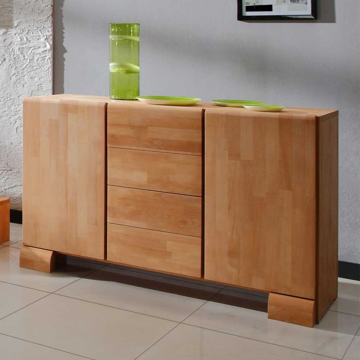 die besten 25 sideboard buche massiv ideen auf pinterest sideboard holz kommode sideboard. Black Bedroom Furniture Sets. Home Design Ideas