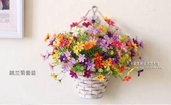 Cheap Artificial Hanging Baskets Flowers, find Artificial Hanging ...