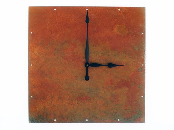 best 25 rustic wall clocks ideas only on pinterest clocks wooden clock and large rustic wall clock