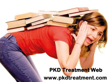 Do you know what are the top 10 symptoms when PKD causes kidney damage? As we know, polycystic kidney disease (PKD) is a genetic kidney disease with numerous kidney cysts on kidneys, and the kidneys will be increased and get enlarged over time, which will oppress the surrounding kidney tissues and cause kidney damage. When the PKD causes kidney damage, patients will have some severe symptoms, which will affect the normal live of patients.