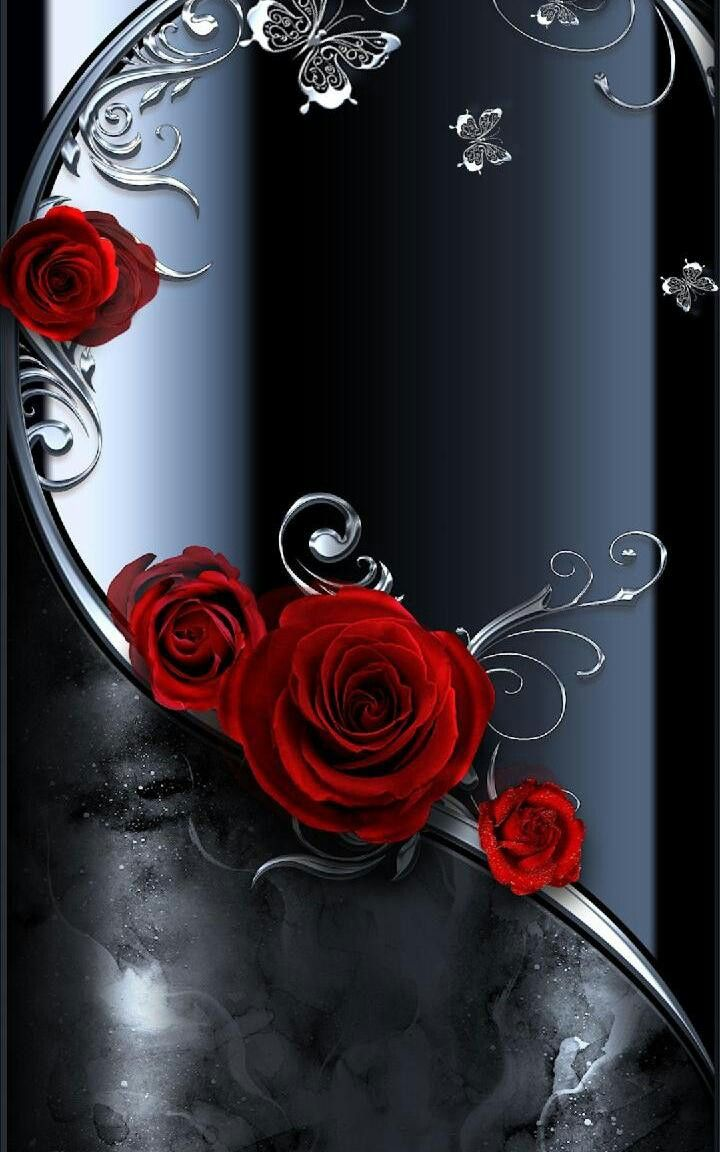Pin By Estihү Sғ Ahgeℓs On Cellphone Wallpapers Flower Phone Wallpaper Rose Wallpaper Flower Wallpaper