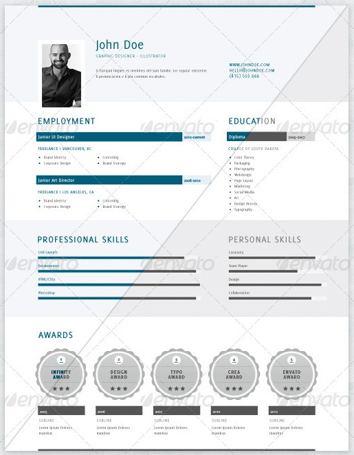 90 best Graphic Arts RESUME DESIGN images on Pinterest Resume - graphic design resume objective