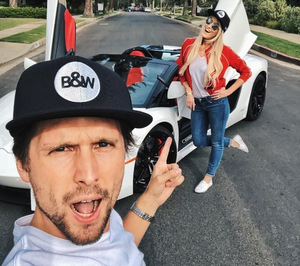 Who Is Nik Hirschi Husband Of Supercar Blondie Alex