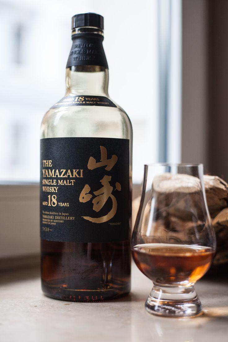 Yamazaki Single Malt #Whisky 18 years