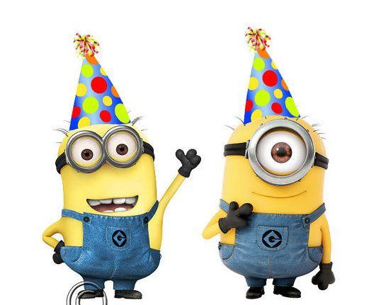 Happy Birthday Minion Cake Images