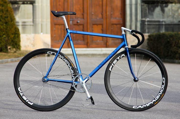 Pelizzoli Leggenda FOR3 on Bike Showcase