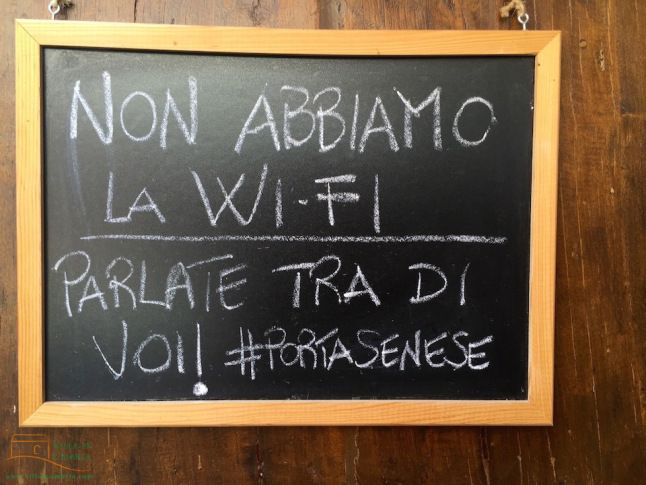 Porta Senese restaurant in Castiglione del Lago