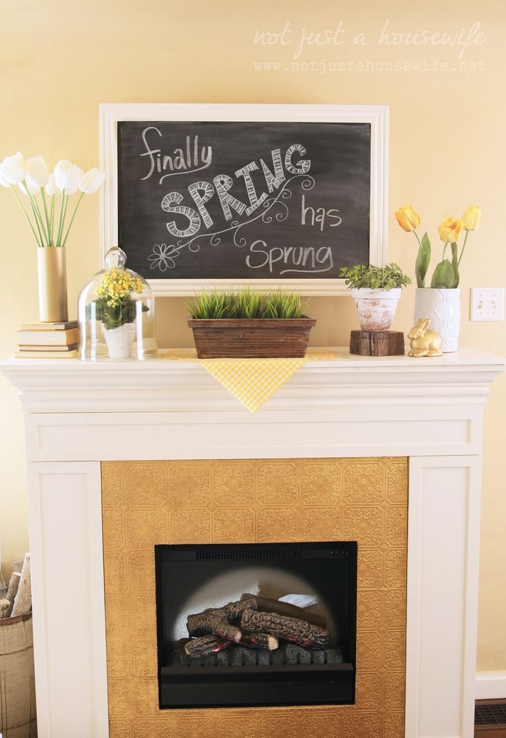 181 best images about Mantle Inspirations on Pinterest Mantels