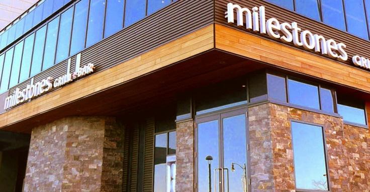 Milestones Grill + Bar Restaurant in Niagara Falls