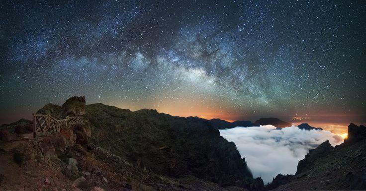 Milky en Taburiente 2.0 by Juan Antonio Santana on 500px