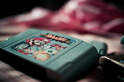 Nintendo 64(: