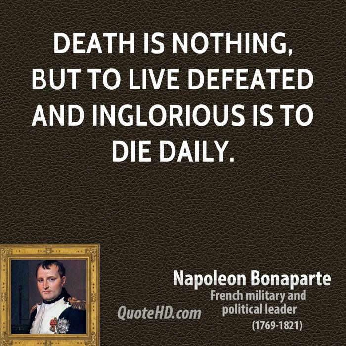Daily Death Quotes