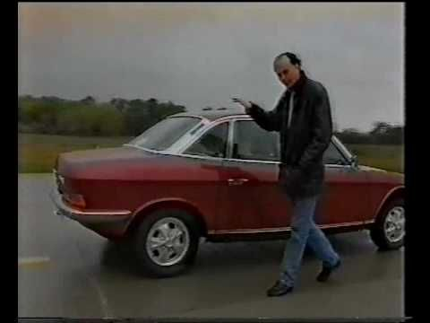 NSU Ro80 Featured on Top Gear