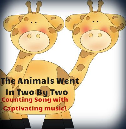 Jumping Jack - The Animals Went In Two By Two …