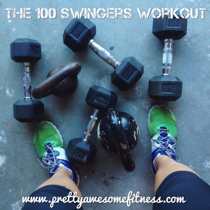 The 100 Swingers Workout