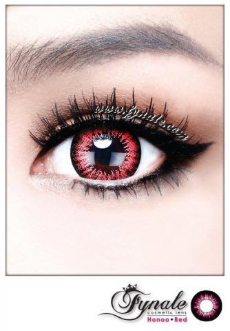 Fynale Lens Honoo Red