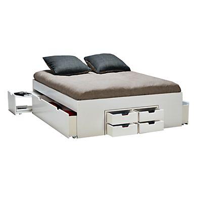 ordinary lit coffre 140x190 ikea 10. Black Bedroom Furniture Sets. Home Design Ideas