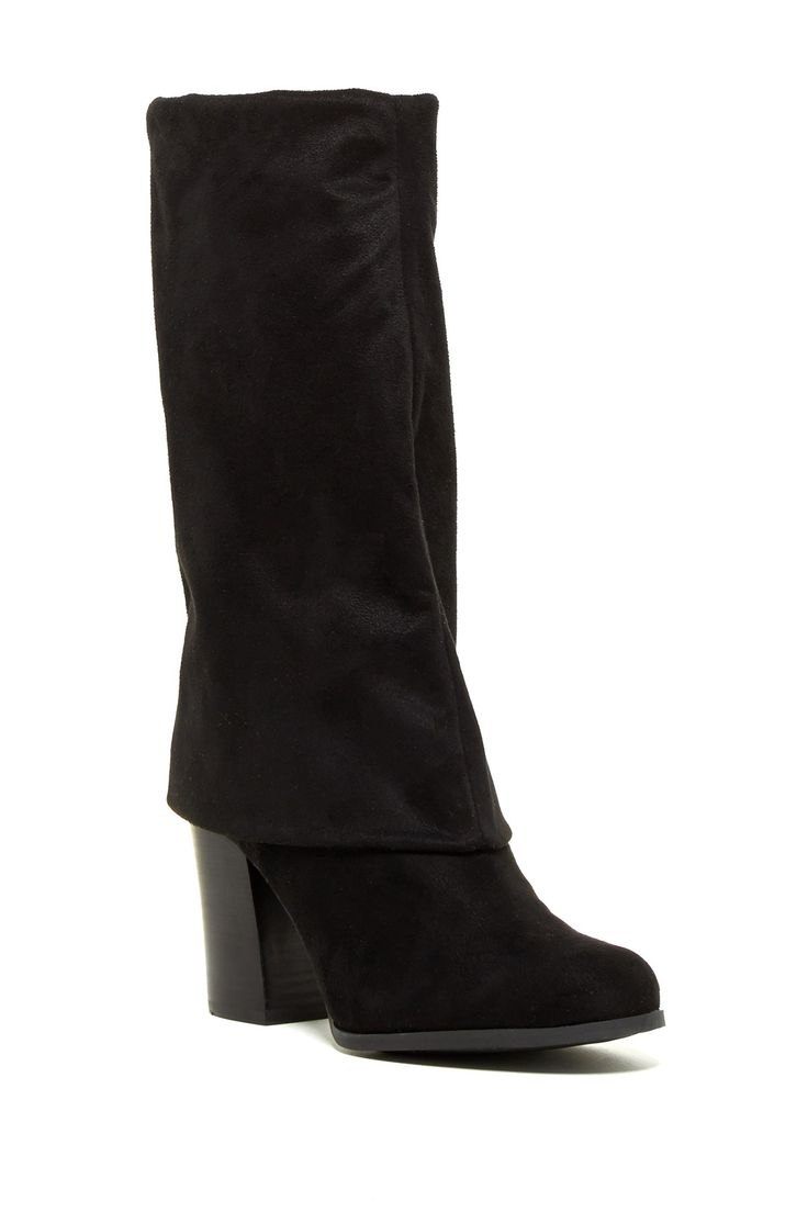 Dandra Foldable Over-the-Knee Boot by GUESS on @nordstrom_rack