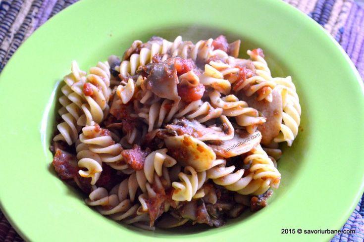 Paste-cu-ciuperci-si-rosii-Rina (10)