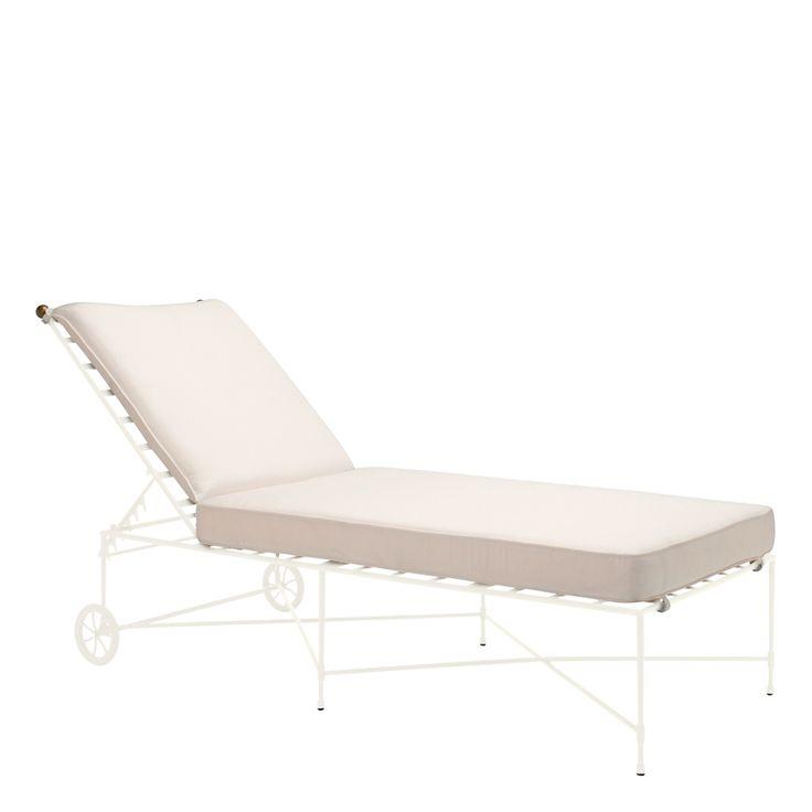 Amalfi chaise lounge janus et cie outdoor furniture for Amalfi chaise lounge