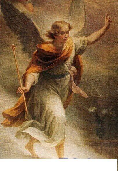 Gabriel | Rezar con Oraciones: El Arcángel Gabriel