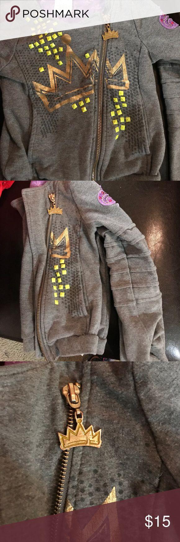The descendants hoodie size 4 Official Disney hoodie from the hit movie The descendants Disney Shirts & Tops Sweatshirts & Hoodies