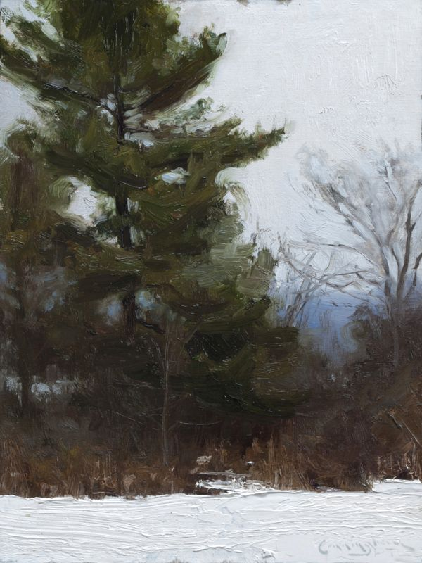185 Best Images About Paintings Trees Woods On Pinterest