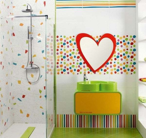 Детская ванная комнат