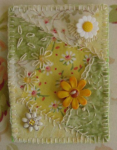 Love the daisy theme