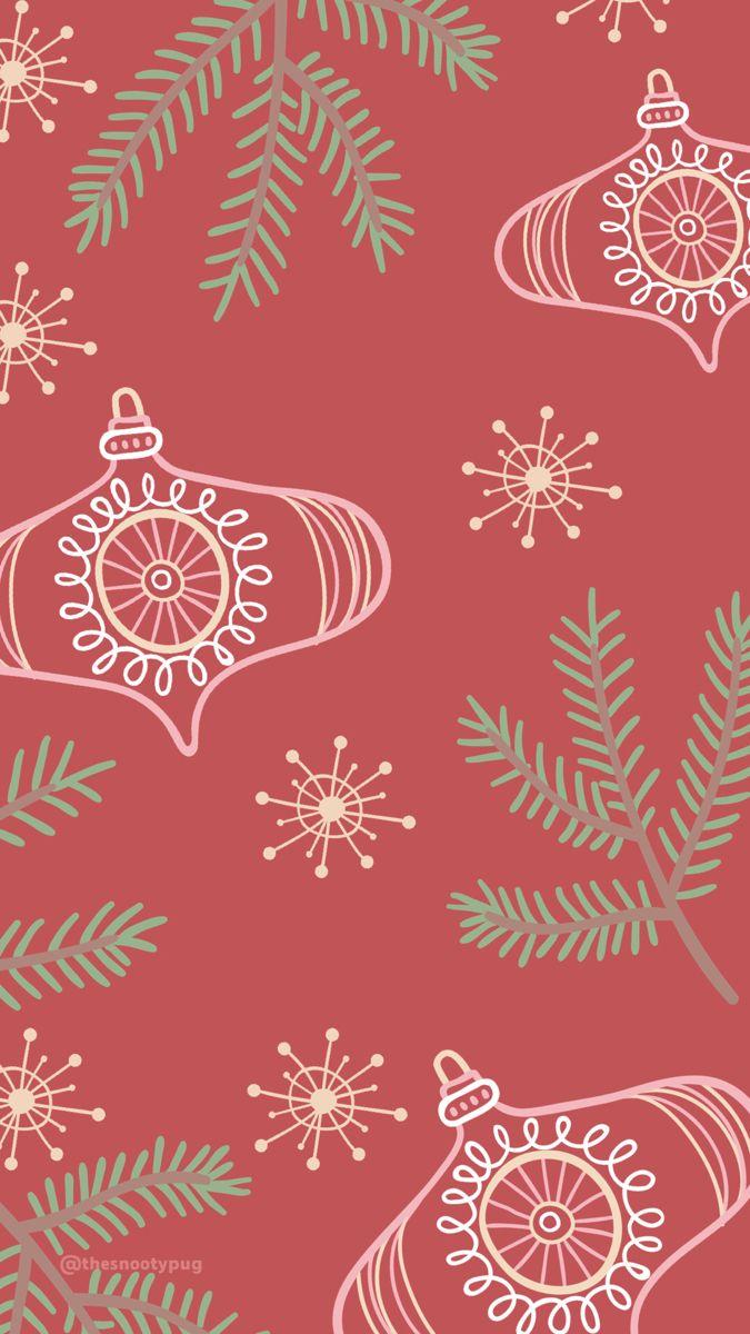 Trendy Christmas Wallpaper Christmas Wallpaper Iphone Wallpaper December Wallpaper