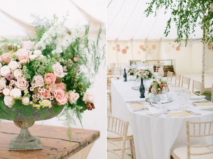 A Bespoke Gold Dress For A Crafty Homespun Wedding. Garden Wedding  DecorationsGold ...