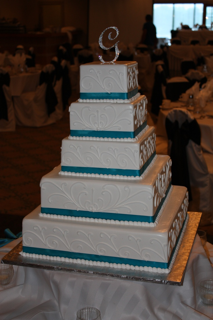 square tiered wedding cakes 41 best images about wedded bliss on gold 7645