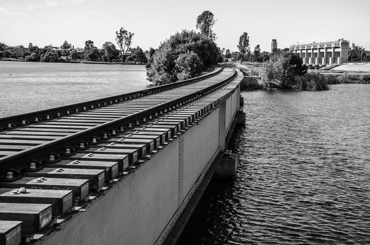 Yarrawonga Rail Bridge