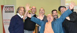 Trionfo per la terza edizione del Festival Corti Senza Frontiere - http://wp.me/p63re0-m2